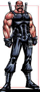 Eric Brooks (Earth-616) from Vampires The Marvel Undead Vol 1 1 001