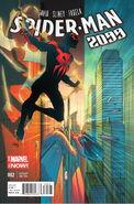 Spider-Man 2099 Vol 2 2 Ferry Variant