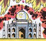 Taj Mahal from Avengers Vol 1 70 001