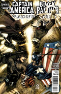 Black Panther-Captain America Flags of Our Fathers Vol 1 3