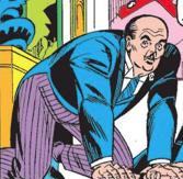 Mr. Jones (Art Dealer) (Earth-616) from X-Men Vol 1 28 001