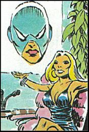 Zora Loftus (Earth-616) of Spider-Man Annual UK 1983 0004