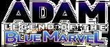 Adam Legend of the Blue Marvel (2009) Logo