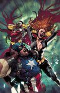 Avengers Vol 5 15 Textless
