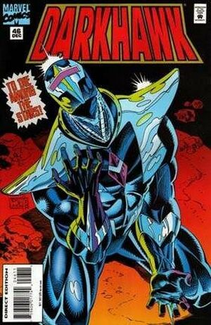 Darkhawk Vol 1 46