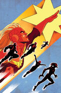 Captain Marvel Vol 8 3 Textless