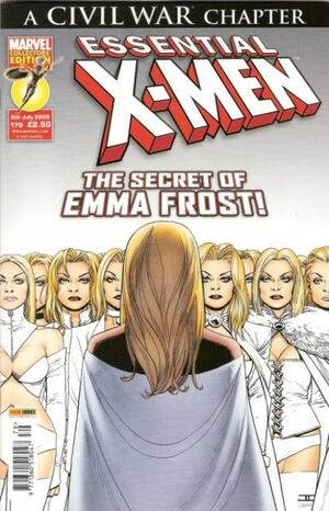 Essential X-Men Vol 1 179