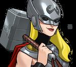 Jane Foster (Earth-TRN562) from Marvel Avengers Academy 003