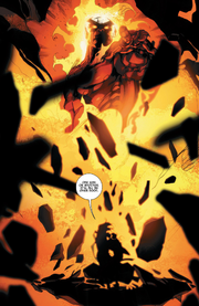 Loki and leah attacked by surtur JIM 644
