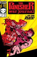 Punisher War Journal Vol 1 5