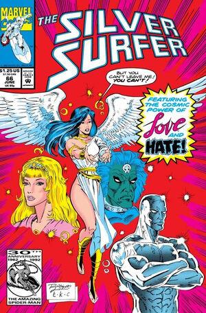 Silver Surfer Vol 3 66