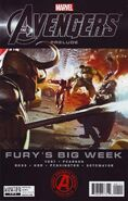 Marvel The Avengers Prelude Fury's Big Week Vol 1 1 Cover 2
