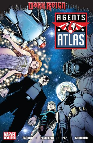 Agents of Atlas Vol 2 1
