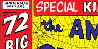 Amazing Spider-Man Annual Vol 1