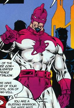 Bel-Dann (Earth-616) from Captain Marvel Vol 3 1 0001