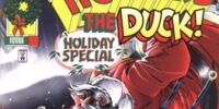 Howard the Duck Holiday Special Vol 1