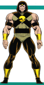 Kyle Brock (Earth-616) from Official Handbook of the Marvel Universe Master Edition Vol 1 19 0001