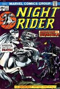 Night Rider Vol 1 2