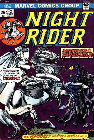 Night Rider Vol 1 2