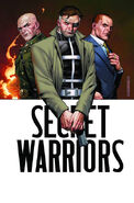 Secret Warriors Vol 1 7 Textless