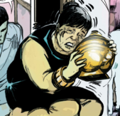 Yoshi's mother (Earth-616) from X-Men Unlimited Vol 1 34 0001