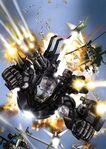 War Machine Vol 2 1 Textless
