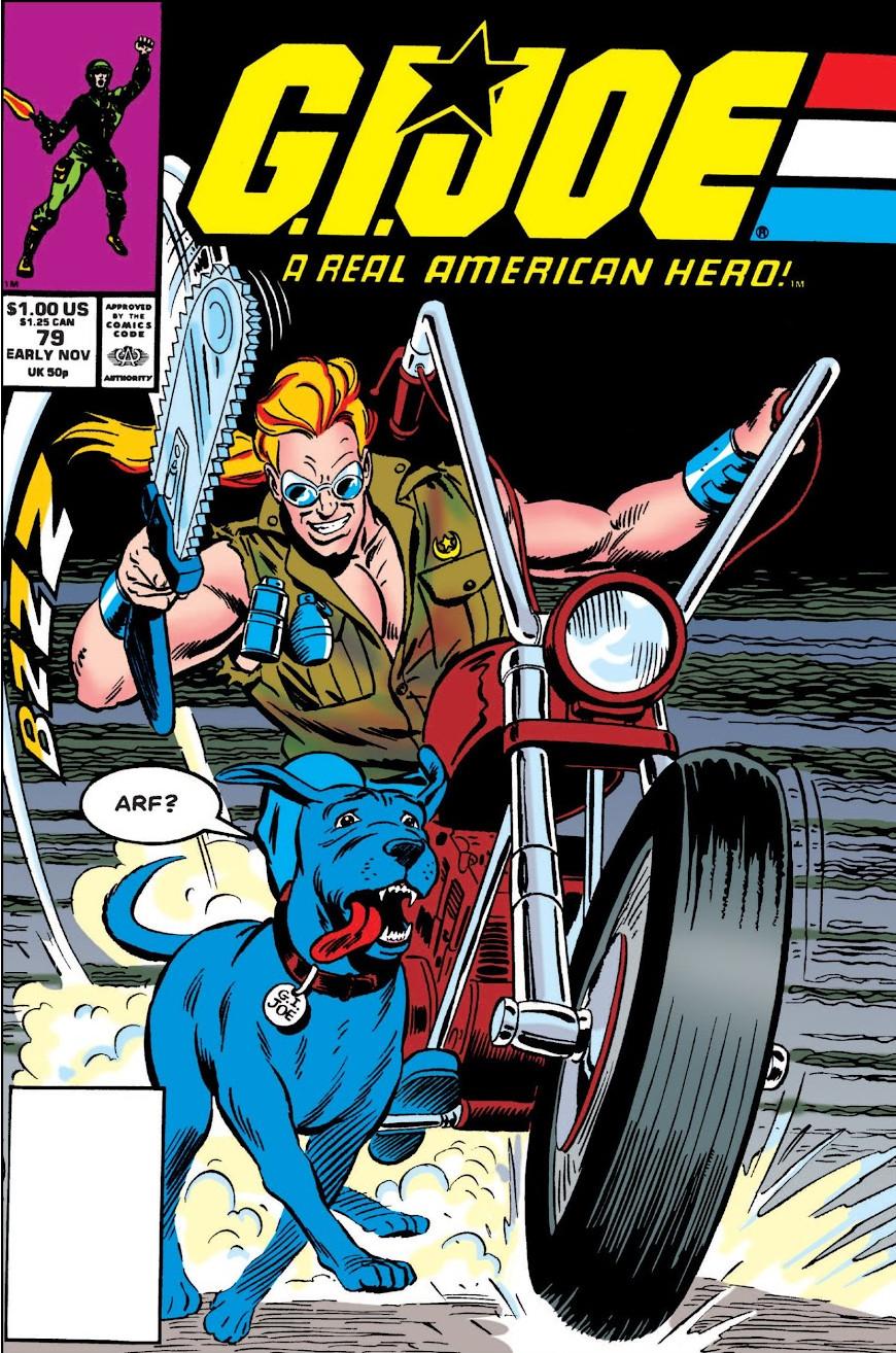 G.I. Joe A Real American Hero Vol 1 79