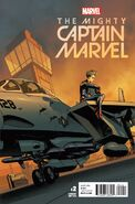 Mighty Captain Marvel Vol 1 2 McKone Variant