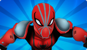 Peter Parker (Earth-91119) from Marvel Super Hero Squad Online 0001