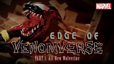 All-New Wolverine is VENOMIZED - Part 1 - Edge of Venomverse