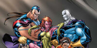 Exiles (Earth-33629)/Gallery