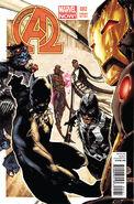 New Avengers Vol 3 2 Simone Bianchi Variant