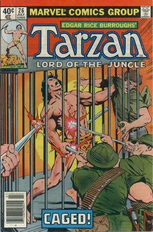Tarzan Vol 1 26