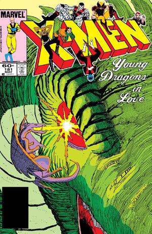 Uncanny X-Men Vol 1 181