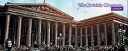 British Museum from Marvel's Doctor Strange Prelude Vol 1 1