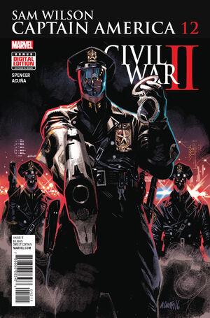 Captain America Sam Wilson Vol 1 12