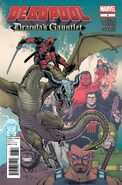 Deadpool Dracula's Gauntlet Vol 1 6