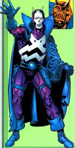 Douglas Birely (Earth-616) from New Avengers Most Wanted Files Vol 1 1 0001