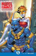 Marvel Mangaverse Vol 1 5