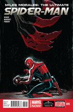 Miles Morales Ultimate Spider-Man Vol 1 5