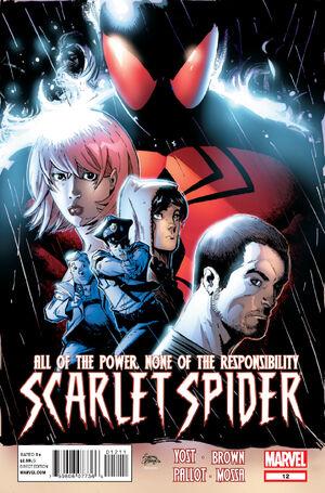 Scarlet Spider Vol 2 12