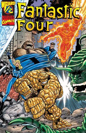 Fantastic Four Vol 3 ½