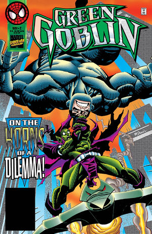 Green Goblin Vol 1 2