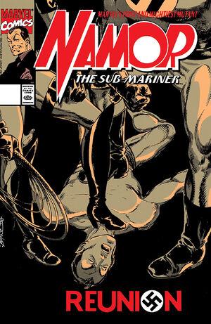 Namor the Sub-Mariner Vol 1 11