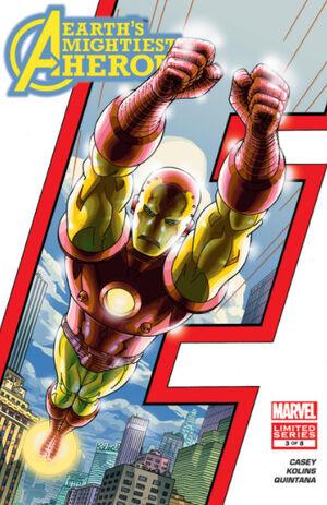 Avengers Earth's Mightiest Heroes Vol 1 3