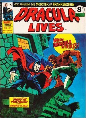 Dracula Lives (UK) Vol 1 39