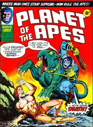 Planet of the Apes (UK) Vol 1 17