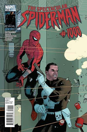 Spectacular Spider-Man Vol 1 1000