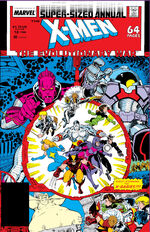 Uncanny X-Men Annual Vol 1 12