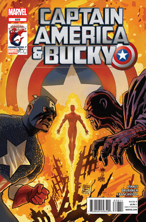 Captain America and Bucky Vol 1 628